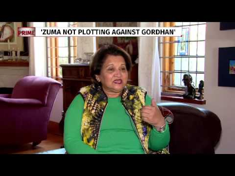 Special interview with ANC's Jessie Duarte
