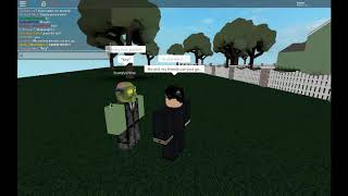 ROBLOX | 7/23/2019 | A Lloyd Residence roleplay! | Part 1