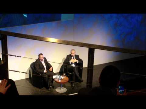 Business 2012 with Lord Alan Sugar Pt 1