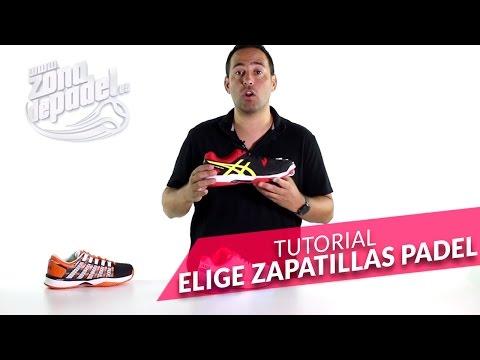 Zapatillas 3 2018 750 Padel Youtube Asics Gel Pro E511y De trdCxQsh