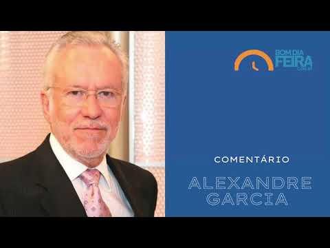Comentário de Alexandre Garcia para o Bom Dia Feira - 19 de abril de 2021