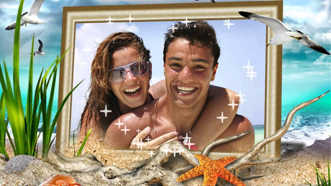 Видео открытки со своей фотографией