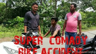#ChoiceAssam SUPER COMADY|BIKE ACCIDENT| AND  VERY  FUNNY VIDEO