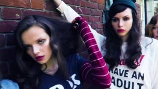Wildfox Fall 2016 Campaign feat. Charlotte Kemp