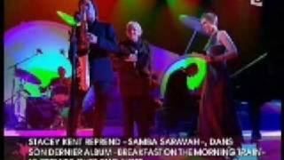 "Pierre Barouh and Stacey Kent ""Samba Saravah"""