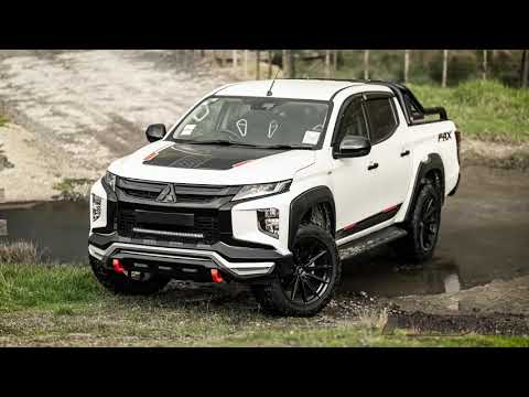 Super Cool Mitsubishi Triton Package!