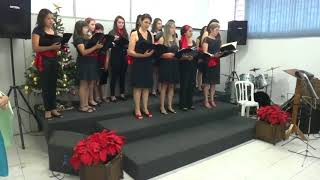 Cantata 2014   IGREJA BATISTA VIDA NOVA