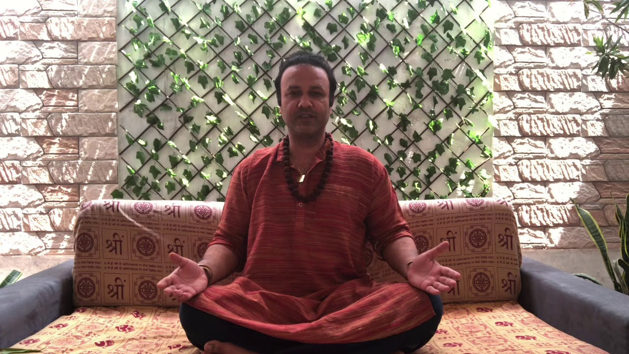 Pranayama - Sexual Health Yoga