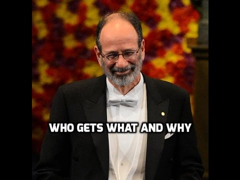 Who Gets What   and Why ft  Professor Alvin Roth