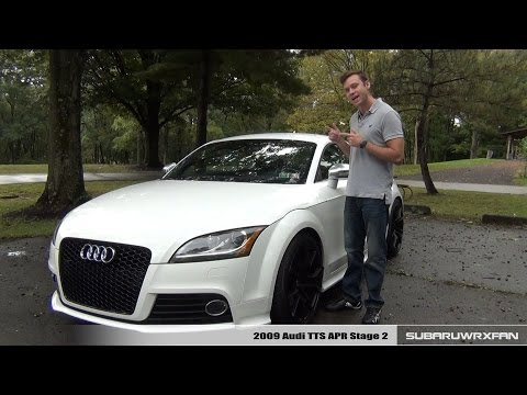 Review: 2009 Audi TTS APR Stage 2