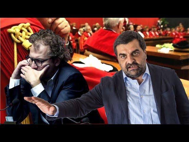 Loro pensano alle carriere e gli italiani hanno una giustizia penosa (17 giu 2019)