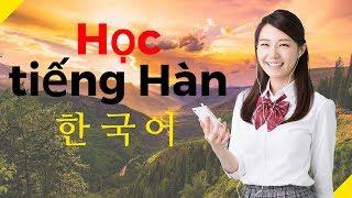 Học tiếng Hàn trong khi ngủ ||| Các từ và cụm từ tiếng Hàn quan trọng nhất ||| 3 giờ