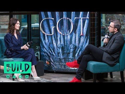 "Carice van Houten Discusses The Final Season Of HBO's ""Game of Thrones"""
