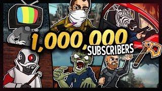 1,000,000 Subscribers... (Best Of Im Suda)