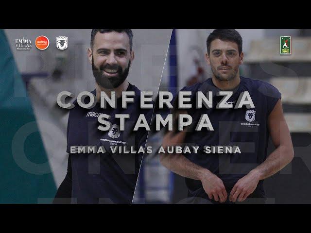 EMMA VILLAS AUBAY SIENA - CONFERENZA STAMPA
