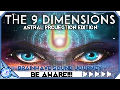 BE AWARE : MOST POWERFUL ASTRAL PROJECTION MUSIC / INSTANT OBE /  VERY POWERFUL BINAURAL BEATS
