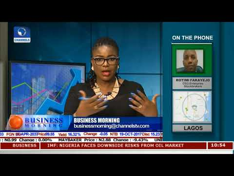 Mid-Week Equities Trading With Rotimi Fakayejo |Business Morning|
