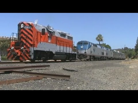 """""""Domes to Railroad Days"""" Feather River Express 2010"""