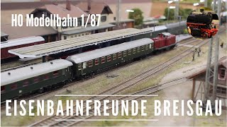 Gambar cover H0 Modellbahn der Eisenbahnfreunde Breisgau