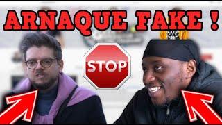 (ARNAQUE) GREG GUILLOTIN FAKE LE PIRE STAGIAIRE SAISON 3 Greg Guillotin le gros plus FAKER de FRANCE
