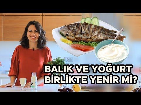 Balık Ve Yoğurt Birlikte Yenir Mi? / Balık Ve Yoğurt Zehirler Mi?