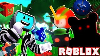 GIFTED BEE AND BUG BATTLE ROYALE - Roblox Bee Swarm Simulator