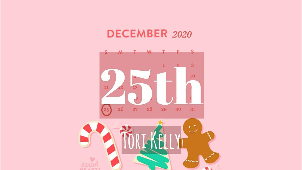 Download Tori Kelly - 25th (Lyrics)