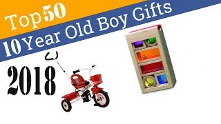 Top 50 Toys For Ten Year Old Boys In 2018!!!!!!!