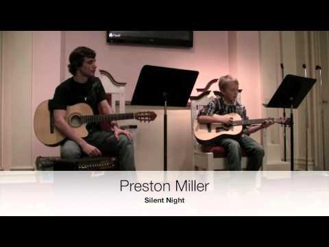Preston Miller- Amazing Grace/ Silent Night Mp3