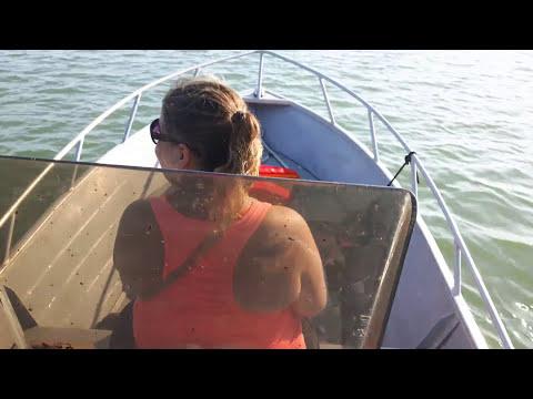 Cope welded aluminum 14' river boat