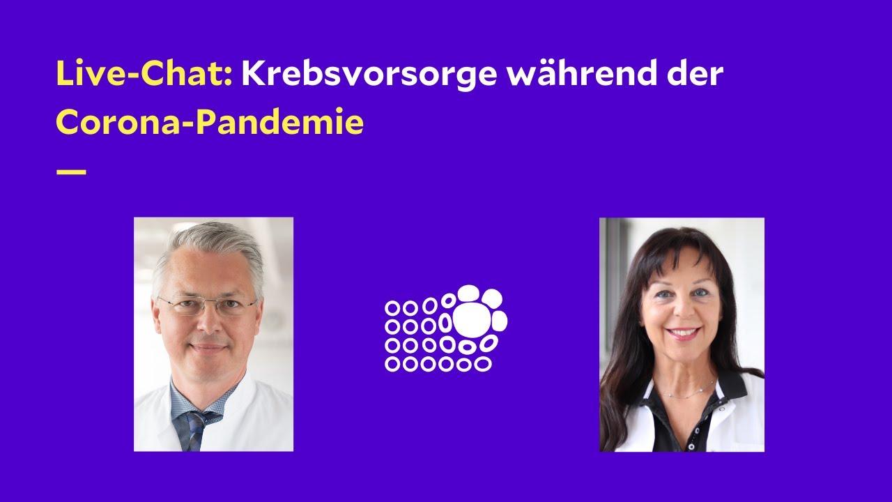 Download Krebsprävention während der Corona-Pandemie: Experteninterview | Helios Gesundheit