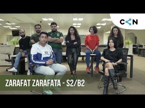 Zarafat Zarafata #12 | Zarina Qurbanova, Sevinc Abbasova, Xanım Əliyeva, Gülzar Feliz