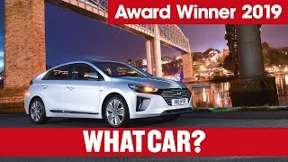 Hyundai Ioniq Hybrid – why it's our 2019 Hybrid of the Year | What Car? | Sponsored