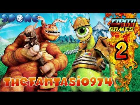 JE VIENS EN PAIX LOL !!! - Ep.2 - SPORE, Let's Play avec TheFantasio974