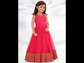 New collection of baby girl dresses ;Kids party wear Lehenga choli design dress