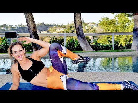 10 Minute Abs Workout // Ab Exercises At Home