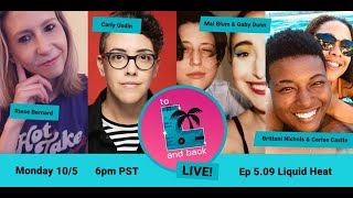 To L and Back LIVE! - The L Word 5.09 Liquid Heat