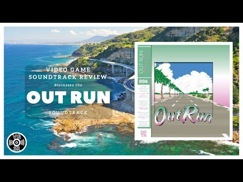 OUT RUN On Vinyl - VIDEO GAME SOUNDTRACK REVIEW
