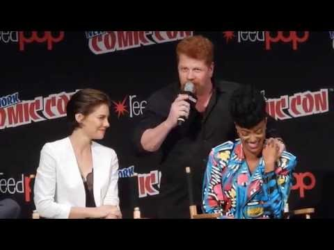 The Walking Dead Cast at NYCC 2016: Part 2