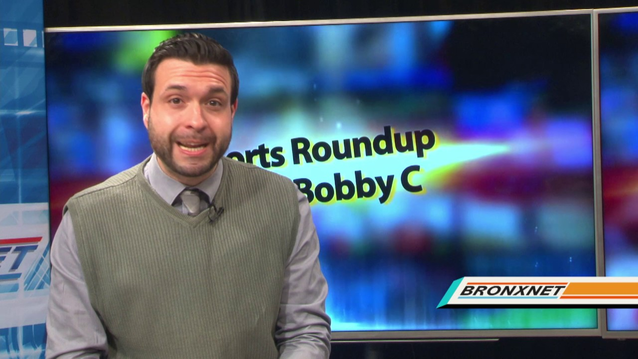 Sports Roundup with Bobby C | OPEN Friday | February 24th, 2017