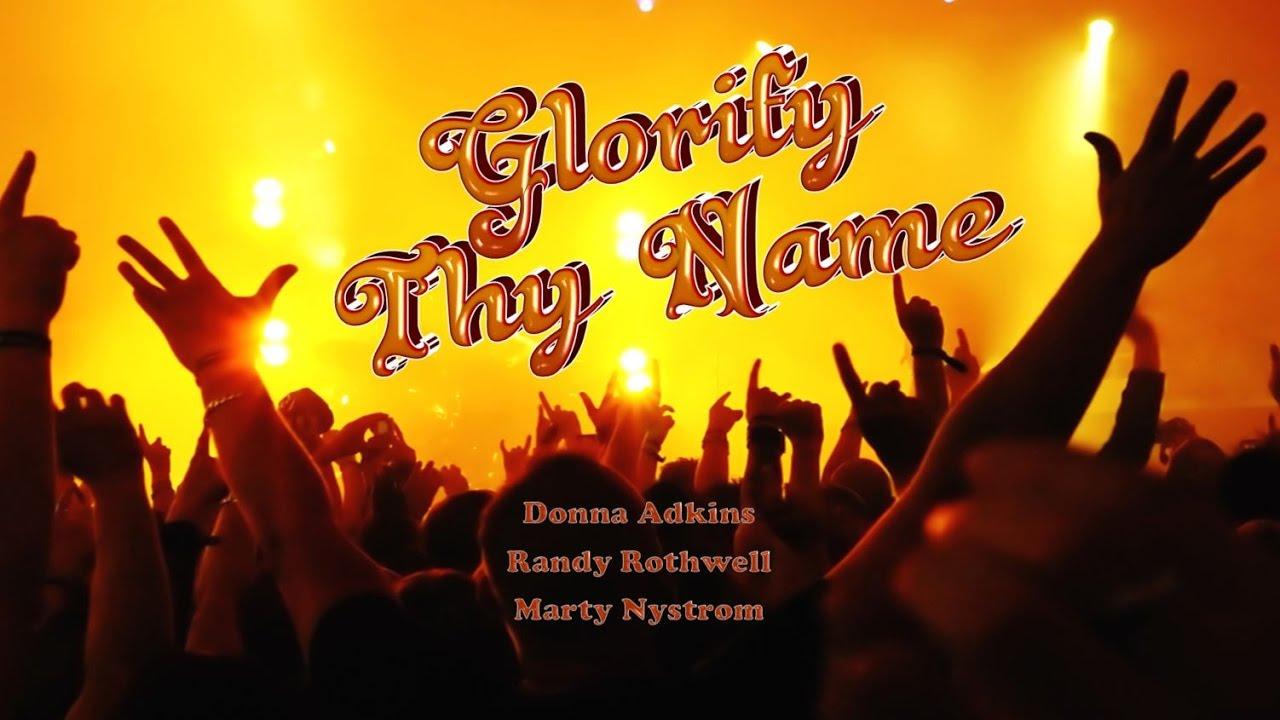 glorify thy name chords pdf