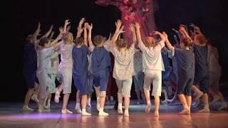 Отчетный концерт хореографического отделения ДШИ