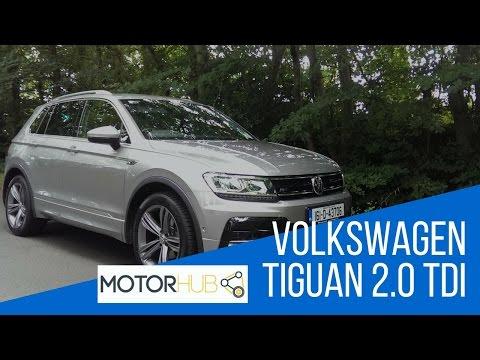 2016 Volkswagen Tiguan 2.0 TDI R-line Review
