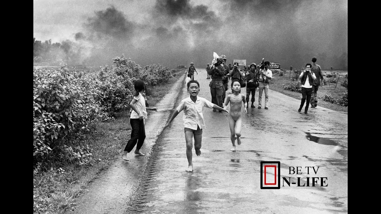 vietnam napalm bombing I've never escaped from that moment: girl in napalm photograph that defined the vietnam war 40 years on by daily mail reporter 13 months after the bombing.