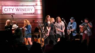 "Fiona Apple with Watkins Family Hour ""Brokedown Palace"" Live @ City Winery - Nashville, Tn 8/1/15"