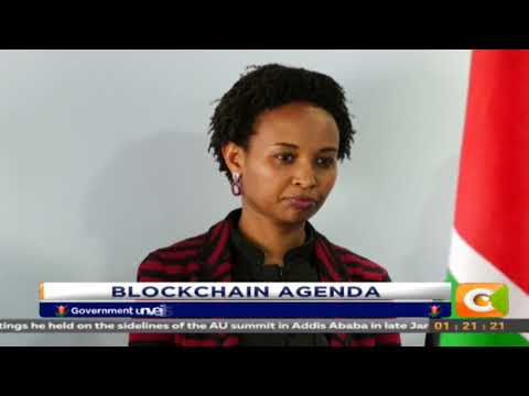 Government unveils Task Force on blockchain and internet technology