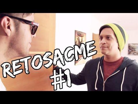 """BRUNOACME REPARTE CONDONES Y LLAMA """"FRENTON"""" A MOX │ RETOSACME #1"""