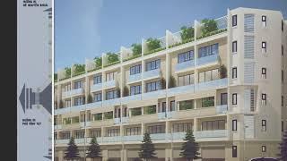 Dự án nhà phố liền kề 124 Vĩnh Tuy