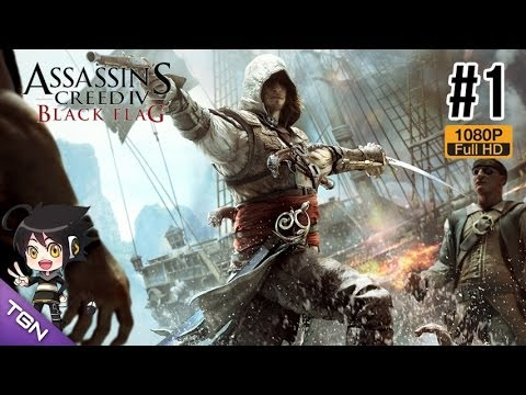 Assassin's Creed 4 ฺBlack Flag [Pt1]: อิสระเยี่ยงโจรสลัด ห่ำหั่นศัตรูเยี่ยงแอสซาซิน