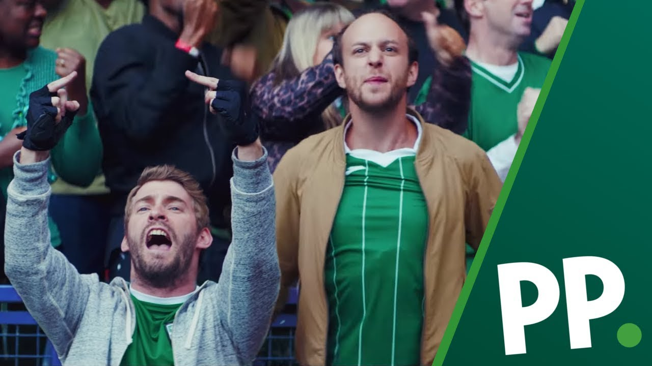 Paddy Power's New Away Day Footy Fan Ad #1